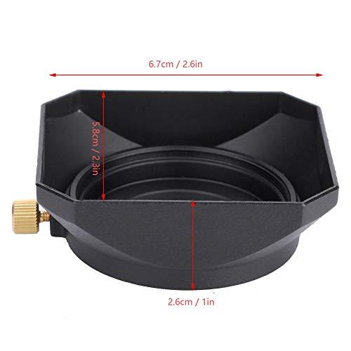 Buy 52mm lens hood square