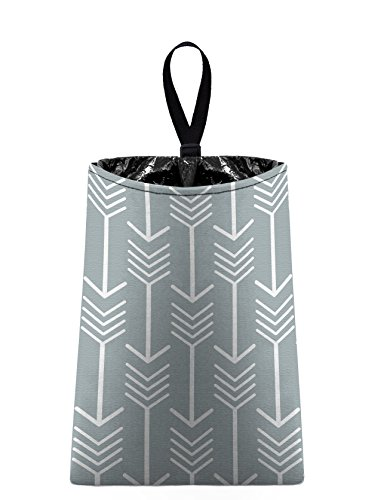 Auto Trash  by The Mod Mobile - litter bag/garbage can for y