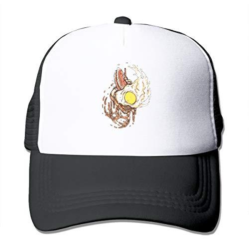 Breakfast Break Gravity Classic Trucker Hat Adjustable Baseball