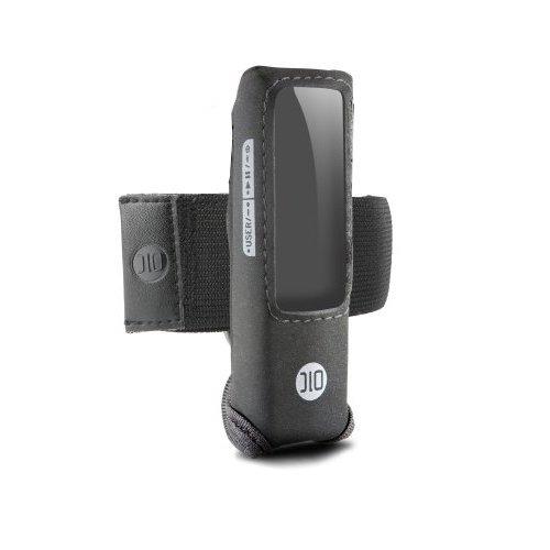 DLO 005-2144 Action Jacket Sport-Ready Neoprene Case for SanDisk Sansa Express - Black
