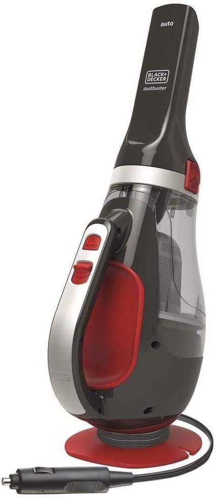 Black+Decker ADV1200 Aspirador de Mano Potente para Coche ...