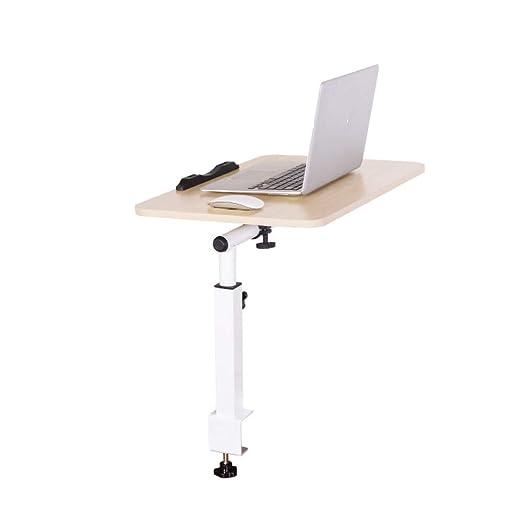 DGYAN Escritorio para Computadora PortáTil, Mesa para Cama ...