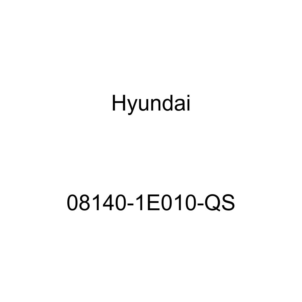 Genuine Hyundai 08140-1E010-QS Carpet Floor Mat