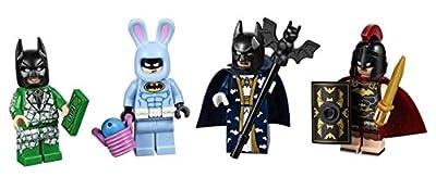 LEGO 2017 Bricktober The LEGO Batman Movie Set 2 (5004939) 4-Pack from LEGO