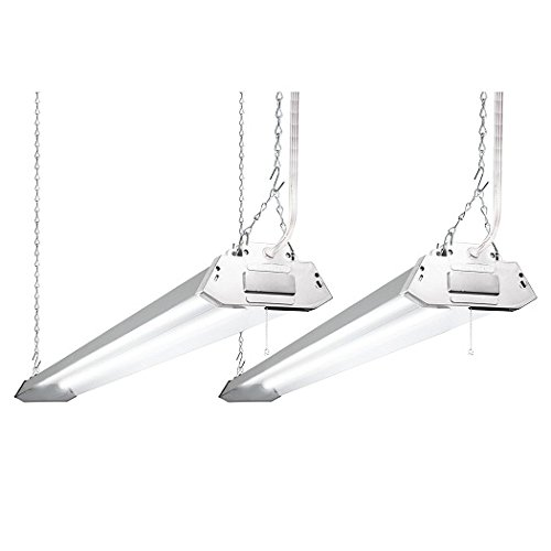 Lights of America 4-foot LED Shoplight (Qty - Online Shop America