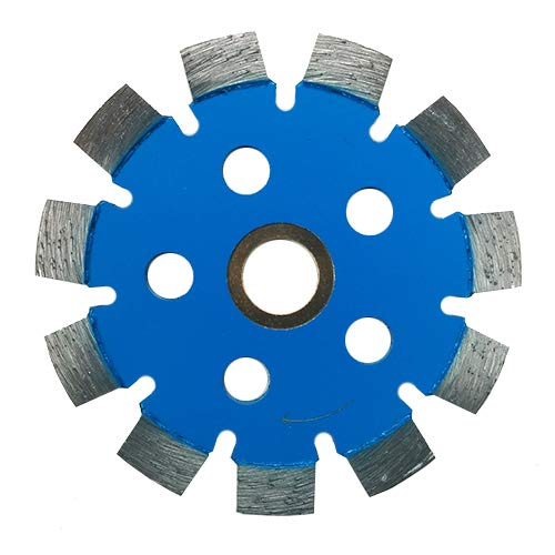 Tuck Point Diamond Blade Wide UGullet for Mortar Concrete Masonry (4.5″)