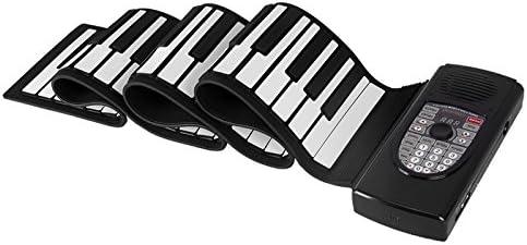 Rolled 88 de Key profesional teclado portátil faltende ...