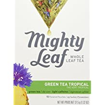 Mighty Leaf Tea Green Tea Tropical