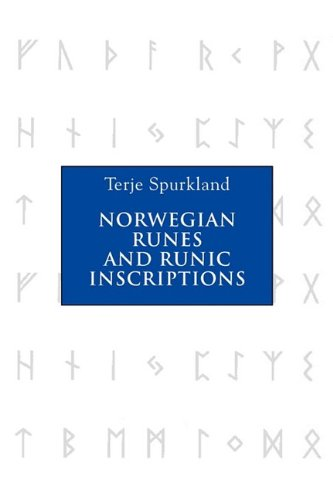 Rune Alphabet (Norwegian Runes and Runic Inscriptions)
