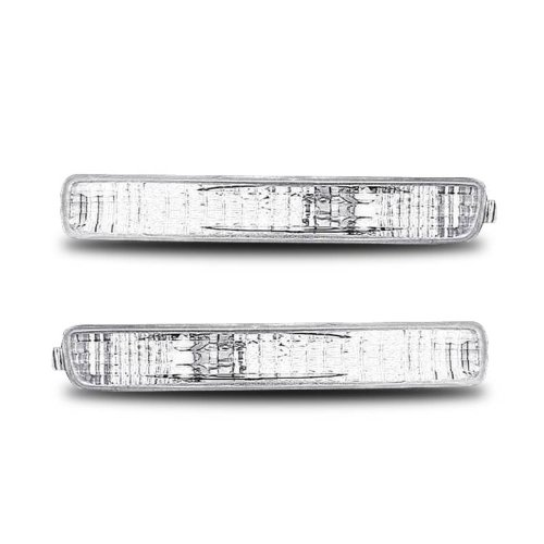 SPPC Bumper Lights Clear For Honda Accord - (Pair)