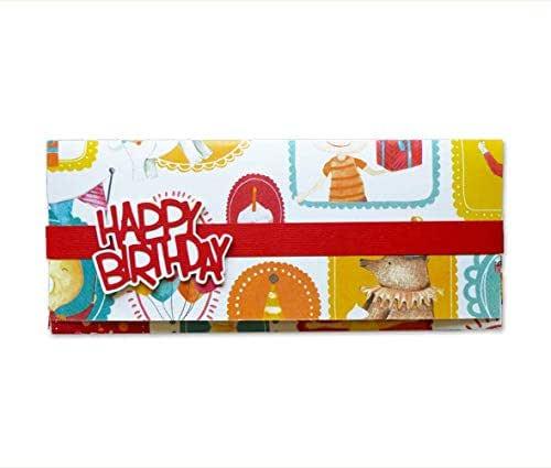 Tenedor de dinero - cumpleaños - 18 años - sobre de bolsa de ...