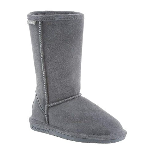 BEARPAW Girl's Emma Tall Youth 9
