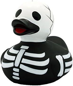 Patito de goma Patito de baño esqueleto