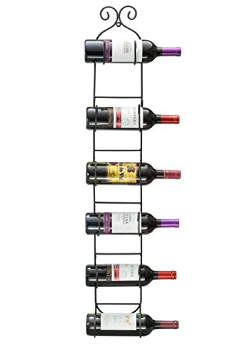 Review Sorbus Wall Mount Wine/Towel