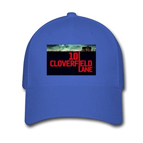Men And Women Horror Film 10 Cloverfield Lane Poster Snapback Hats Adjustable Hat Baseball Cap