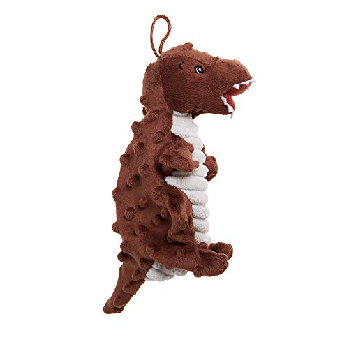 Pelucia Dino Morrom Nº3 Homepet para Cães - 9X7X15cm