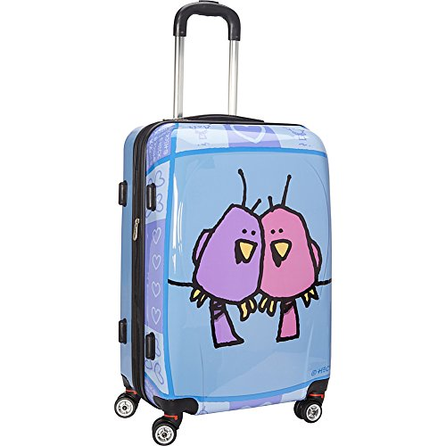 ed-heck-big-love-birds-hardside-spinner-luggage-25-inch