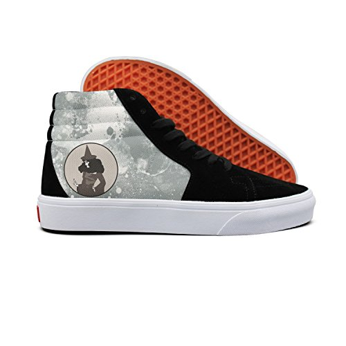T-RALLO Men's High Top Anti Fur I'm Done With Your Shit Sport Skate Shoe for $<!--$68.17-->