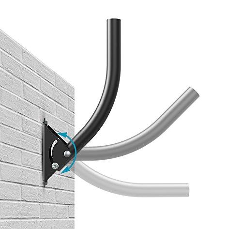 antop adjustable attic antenna mount outdoor tv antenna. Black Bedroom Furniture Sets. Home Design Ideas