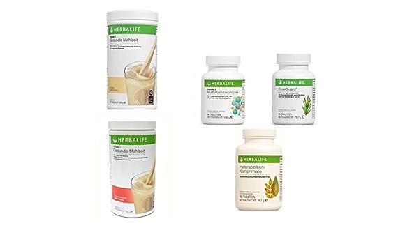 Herbalife Austria 5tlg. Peso Control programa Vainilla/Frutas ...