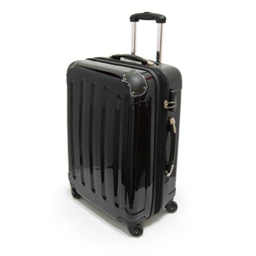REISEKOFFER Trolley Koffer Gr. XXL 70cm schwarz Hartschale