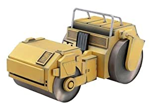 Super Figure Action [JoJo`s Bizarre Adventure] Part III Paper Craft [Road Roller] (Hirohiko Araki Supervision) (Paper Craft) (japan import)