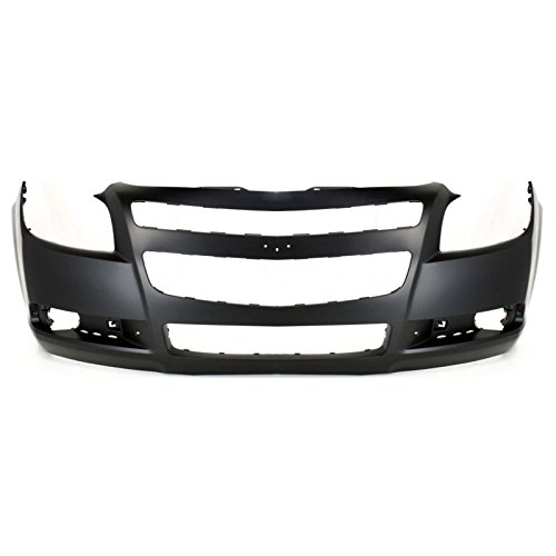 MBI AUTO – Painted To Match, Front Bumper Cover Fascia for 2008 2009 2010 2011 2012 Chevy Malibu 08-12, GM1000858