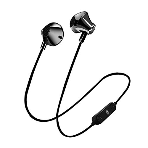 evelove Earbud Subwoofer Sports Hands Free Magnetic Earphone Bluetooth Headset Bluetooth Headsets