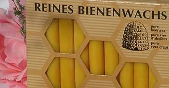 Bienenwachskerze Bild
