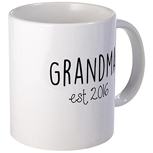 CafePress Grandma Est Unique Coffee