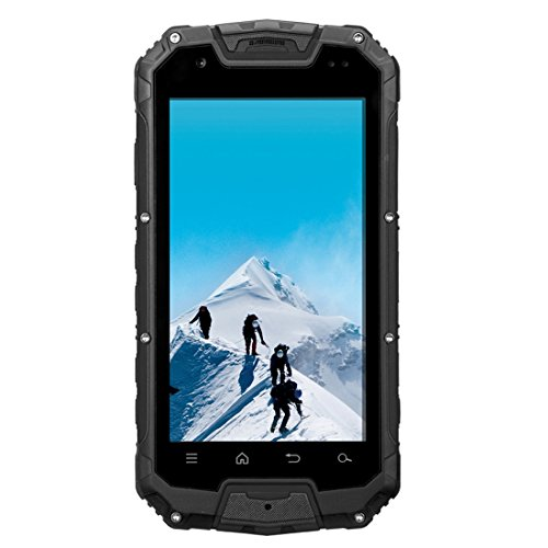 Snopow M5 2GB+16GB 4.5 inch Walkie Talkie Function Android 5.1 MTK6735 Quad Core up to 1.2GHz WCDMA & GSM & FDD-LTE (Black)