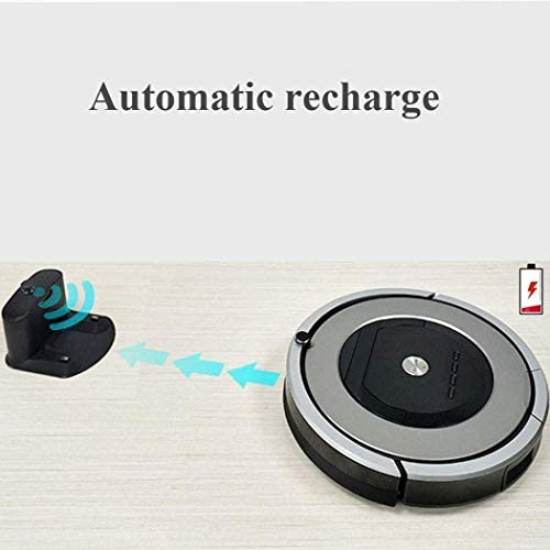 LIUCHANG WiFi Balayer Robot Double Protection entièrement Aspirateur Automatique Intelligent for Moquette liuchang20