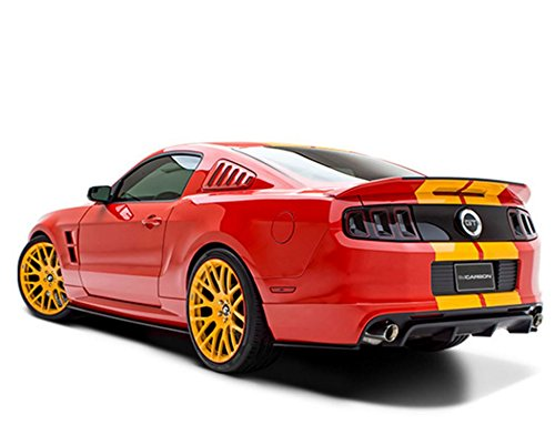 07 mustang gt rear window louvers - 7