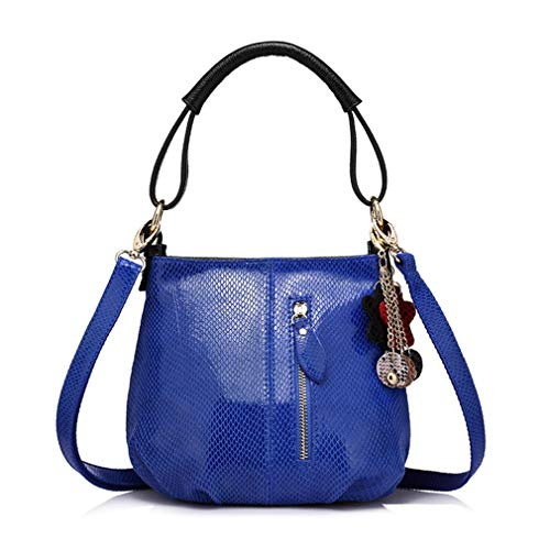 Bag Fashion Small Hobos Blue Bag Women Shoulder zdqgxwTz