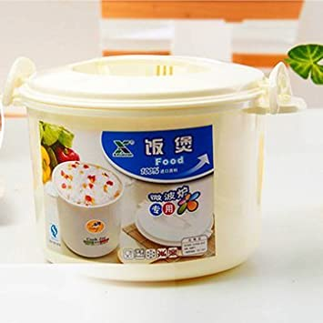 Generic Microwave Oven Cooking Pot Rice Cooker