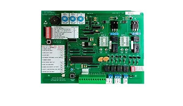 Us Automatic Patriot >> Us Automatic Patriot Control Board Gate Operator Q7000