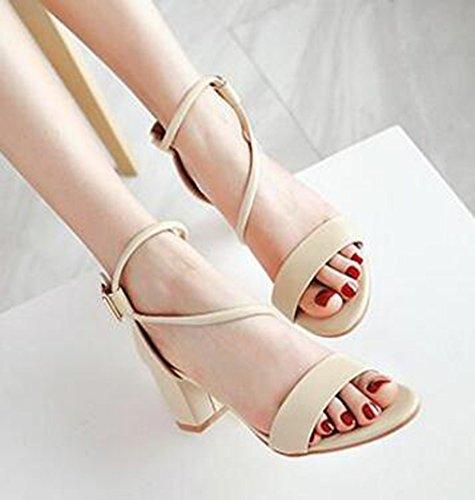 Sandali Con Cinturino Alla Caviglia Con Cinturino Alla Caviglia E Tacco Medio Con Cinturino Alla Caviglia