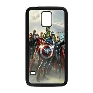 The Avengers YT7035199 Phone Back Case Customized Art Print Design Hard Shell Protection SamSung Galaxy S5 G9006V hjbrhga1544