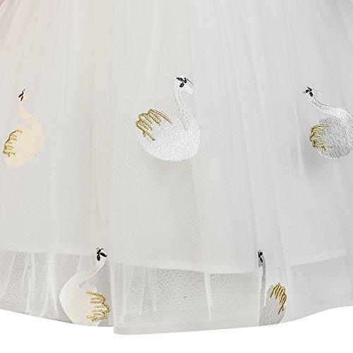 in Principessa Anni Del Salmone Tutu Manicotto Merletto 12 Vestono Rosa 1 5 Ragazze 2 Si Turchese Dimensioni Lungo nSAA14q