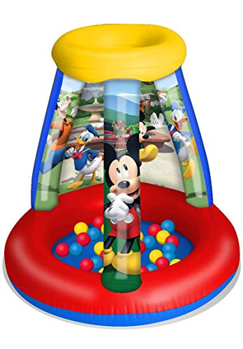 Mickey Mouse 94782 Ball Pit 1 Inflatable + 15 Soft-Flex Balls  sc 1 st  Alally Reviews & The 10 best ball pit mickey for 2019 | Alally Reviews