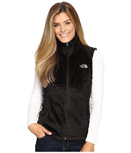 The North Face Womens Vest - The North Face Women's Osito Vest TNF Black (Prior Season) Small