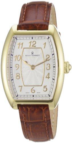 Revue Thommen Women's Quartz Watch 12530.1518 with Leather Strap