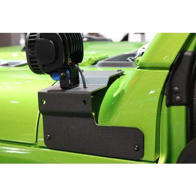 Mopar 82215427 Jeep Wrangler Lower A-Pillar Mounting Bracket