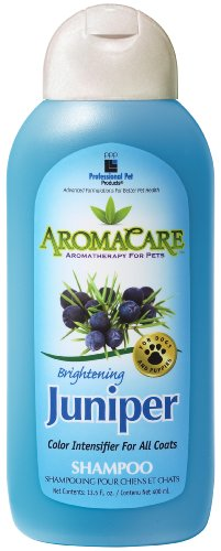 - PPP Pet Aroma Care Brightening Juniper Shampoo, 13-1/2-Ounce