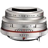 PENTAX Limited lens-thin wide-angle single focus lens HD PENTAX-DA21mmF3.2AL Limited Silver K mount APS-C size 21420