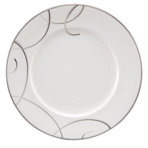 Nikko Elegant Swirl Dinner Plate, 10 3/4