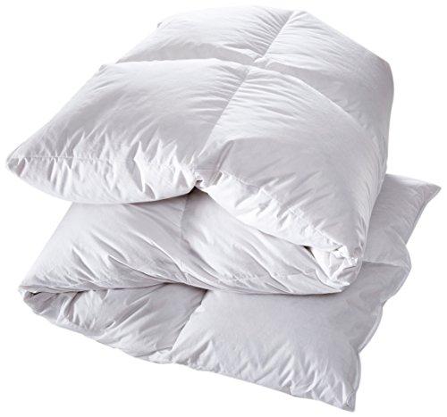 Manteuffel 804840 Comfort Daunendecke Warm, 135 x 200 cm