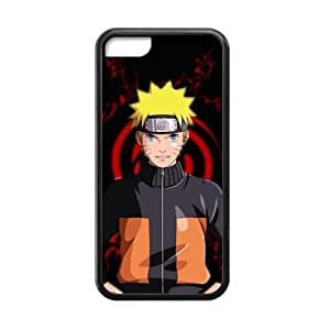 Generic Japan Anime Naruto Custom Cases For IPhone 5C TPU (Laser Technology)