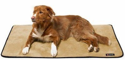 Big Shrimpy Pet Dog Landing Pad Kennel Crate Mat Small Coffe