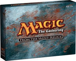 Magic the Gathering From the Vault: Relics Boxed Set by Wizards of the Coast